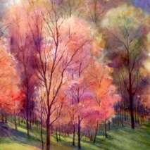 Autumn – Vintage Watercolor