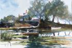 Pultneyville Harbor 1890's